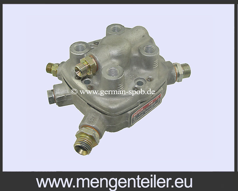 0438101002 Divisori carburante Bosch | MERCEDES BENZ | 0 438 101 002 Fuel Distributor MERCEDES-BENZ